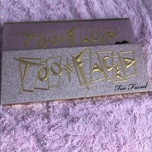 Too faced now&then palette